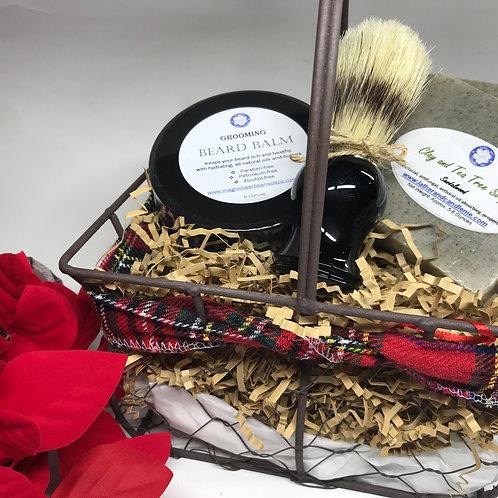 Men's Beard Balm Gift Set-Only 1