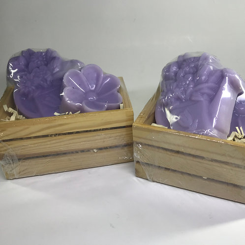 Lavender Spring Bouquet- 1 set