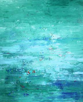 Reflecting on Monet