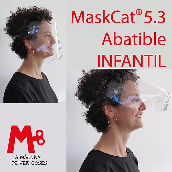 MasKCat® 5.3 ABATIBLE INFANTIL