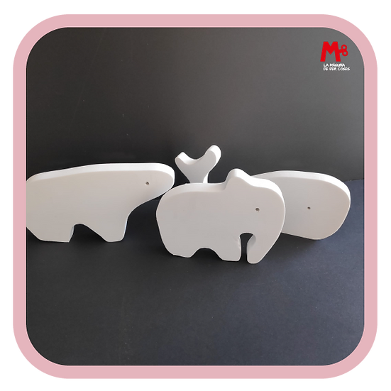 Pack Animals - Trio B
