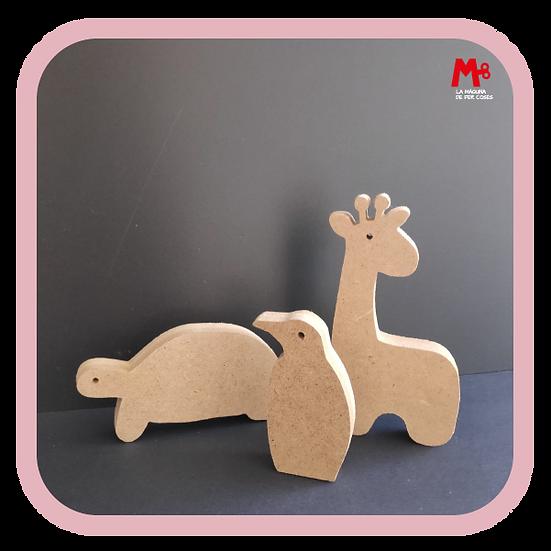 Pack Animals - Trio A
