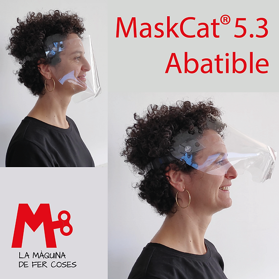 MasKCat® 5.3 ABATIBLE ADULTS
