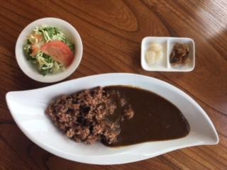 カレー(酵素玄米)