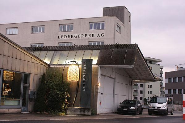 LEDERGERBER AG Horw von aussen