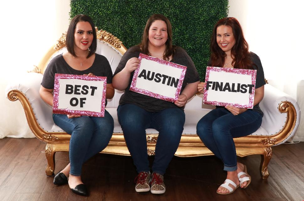 Eye Candy Boudoir Best of Austin Finalist