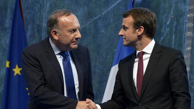 Le Macron et le Gattaz