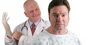 J'ai été voir mon médecin