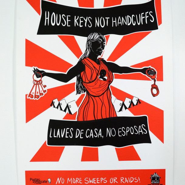 House Keys by Poster Syndicate