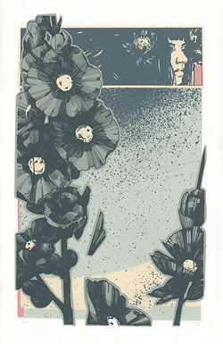 """Hollyhawk"" by Zane Prater"