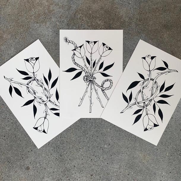 Set of 3 Knots