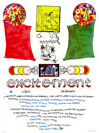 """Excitement"" by Milo Moyer- Battick"