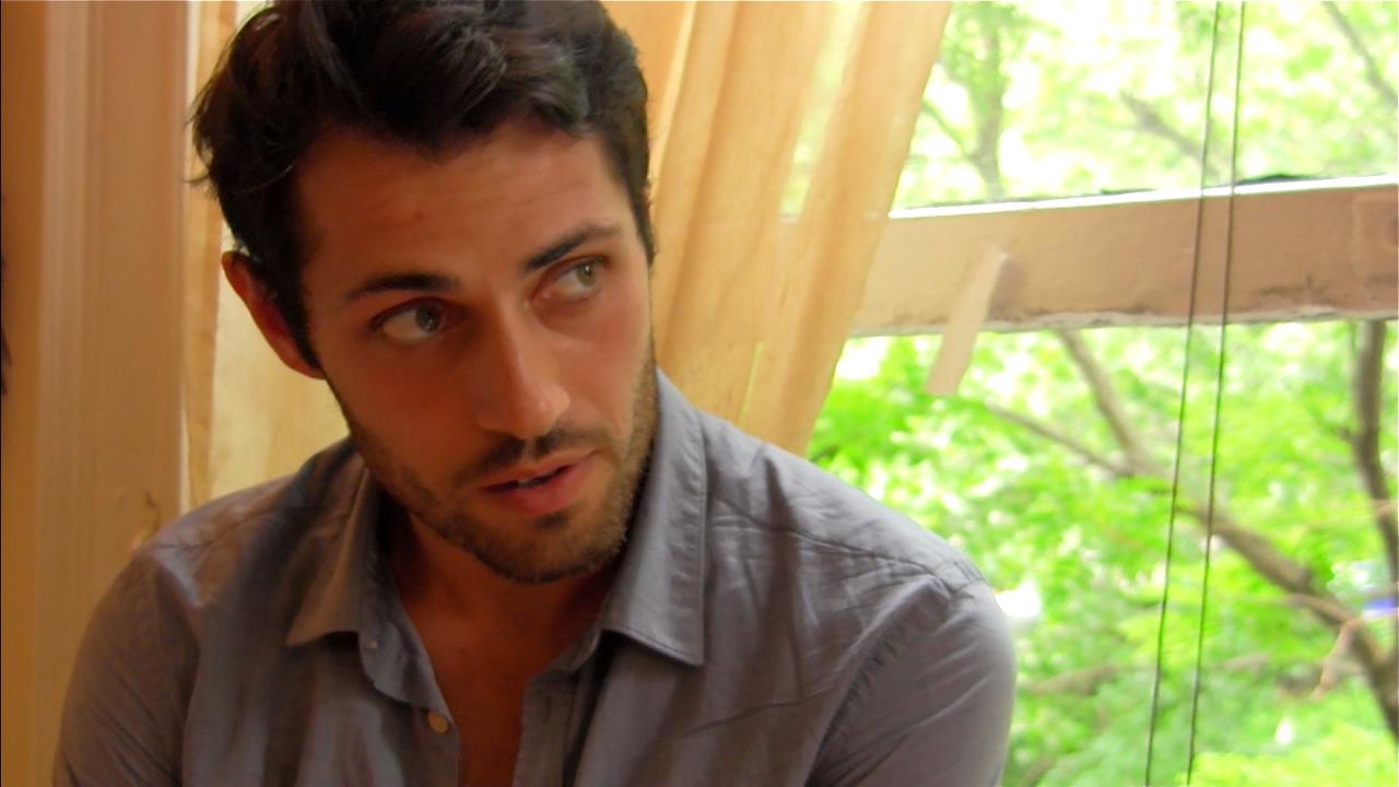 JARED RINALDI - Actor