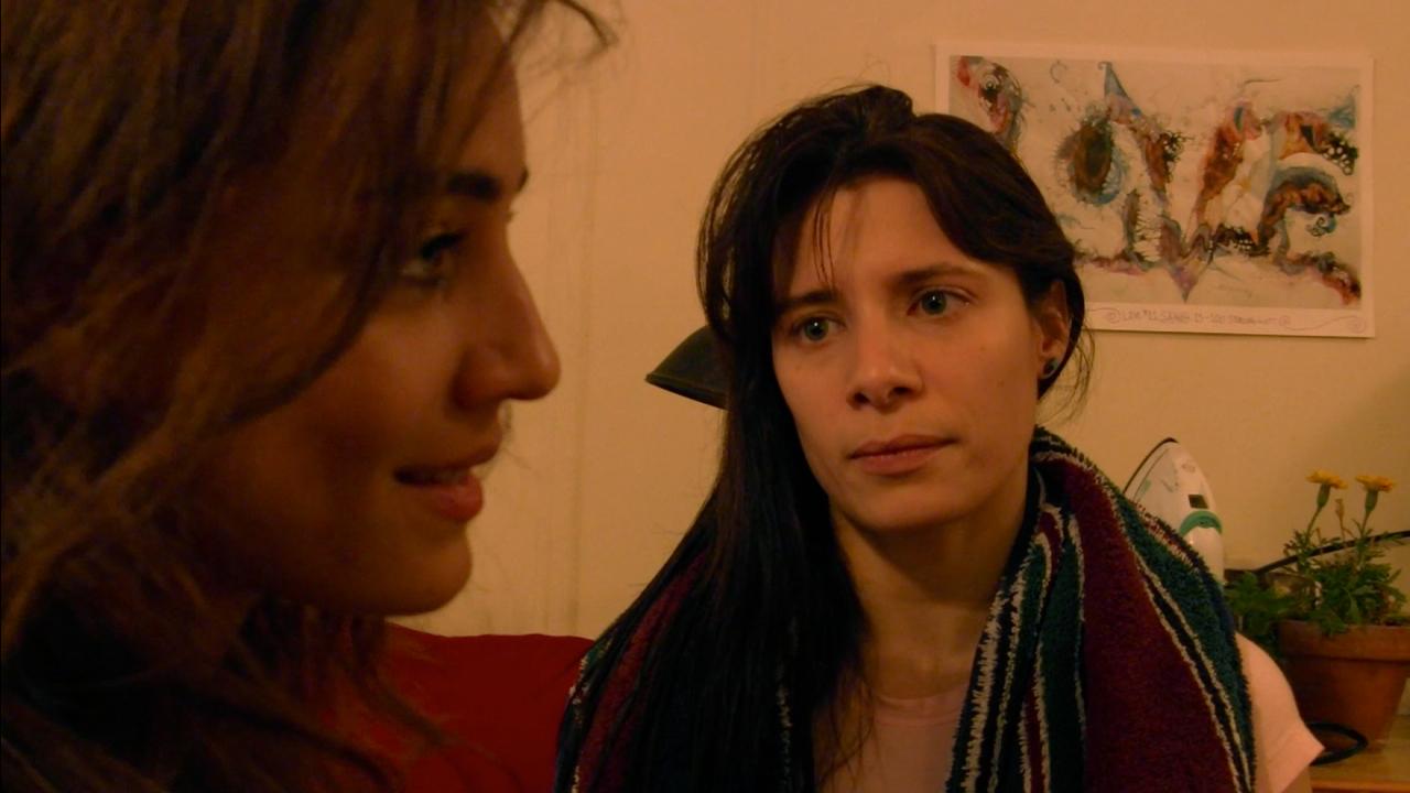 SASHA BURGOS-CONDE - Actor