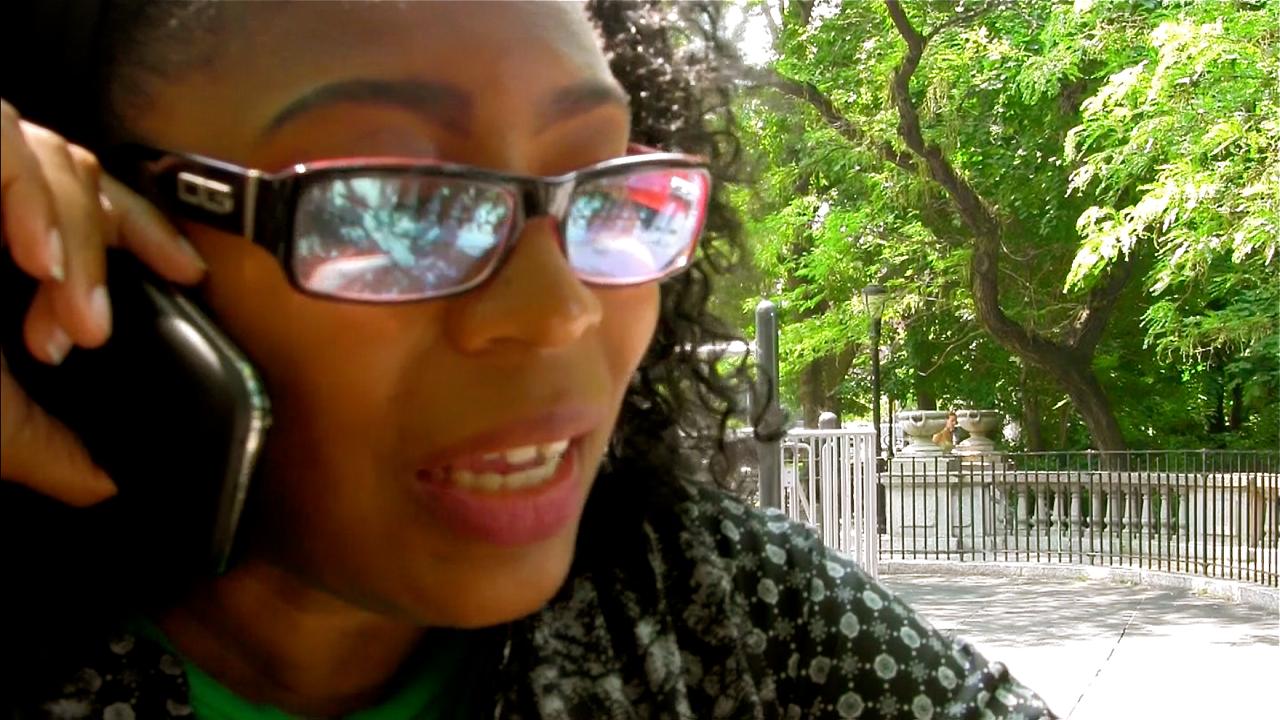 K'SANDRA SAMPSON - Actor