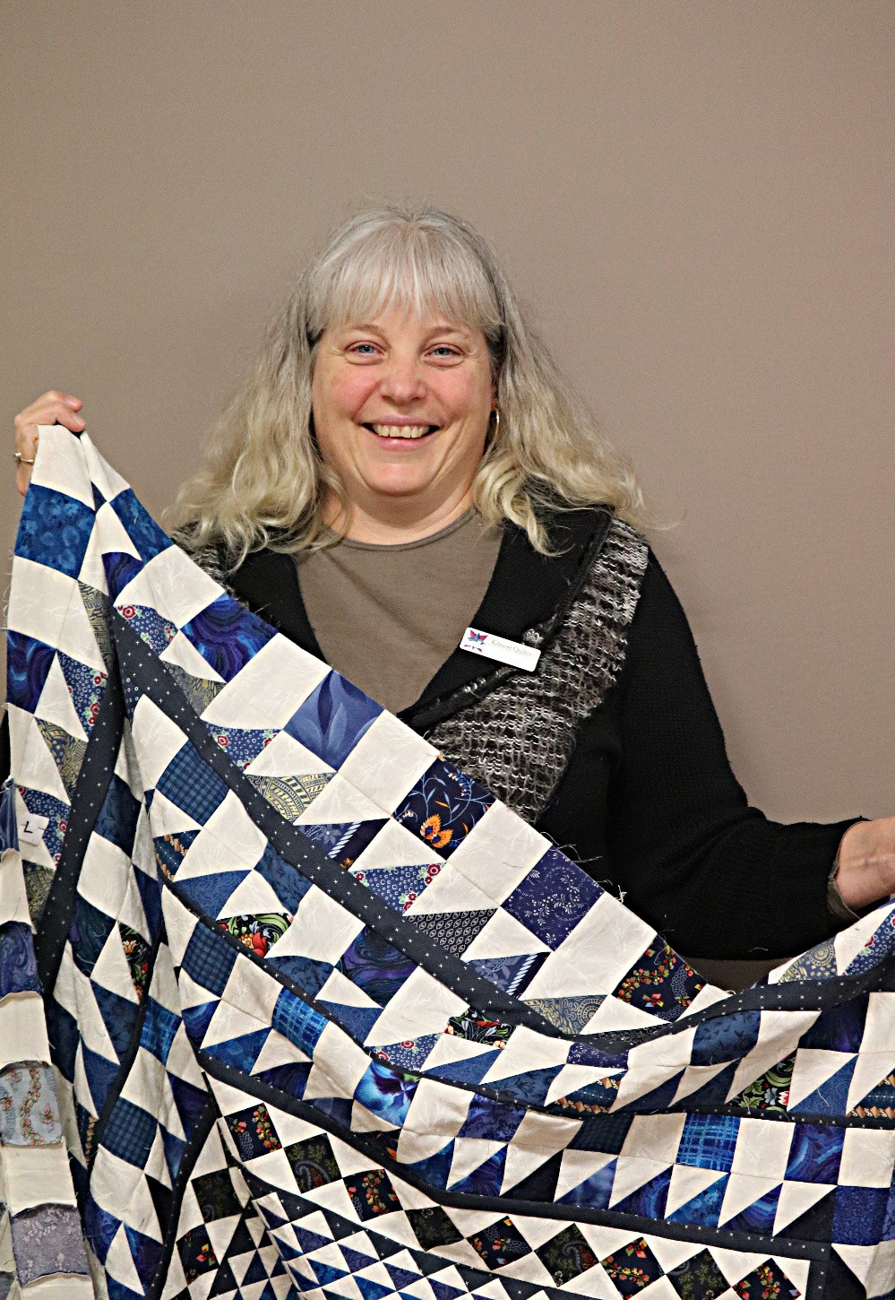 Andrea Milne-Hall Kilmore Quilters