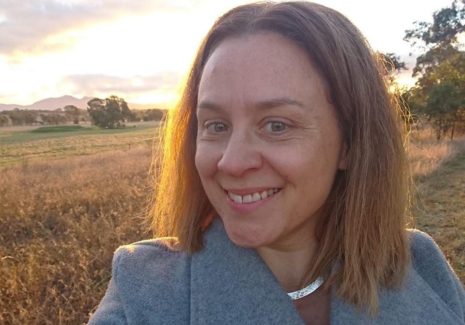 Vanessa Wiltshire, writer of Spotlight on Kilmore