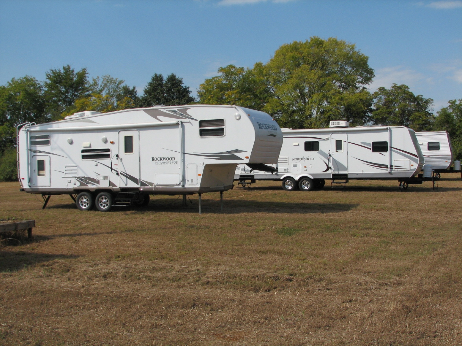 travel trailers 1