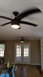 Peachtree City Ceiling Fan Installation