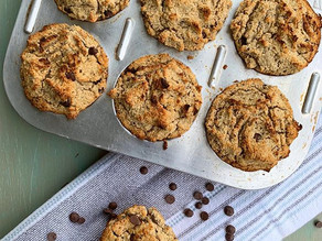 Gluten Free Muffin (Con chips de chocolate)