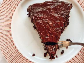 La torta de chocolate más saludable
