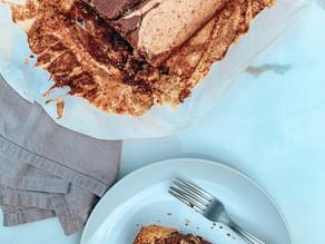 Torta Marmolada sin Gluten