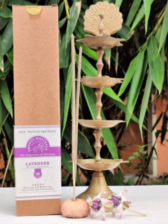 Lavender Incense- Trust