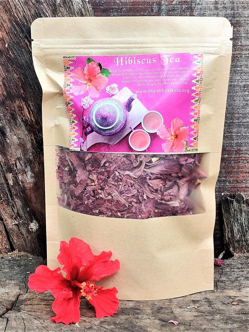 Hibiscus Natural Tea