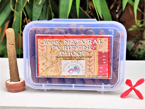 Natural Purifying Dhoop