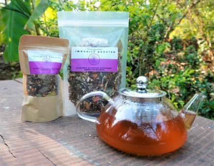 Immunity Booster Ayurvedic Tea
