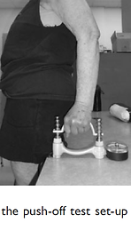 Another quick and reliable way to assess upper limb strength in older clients!