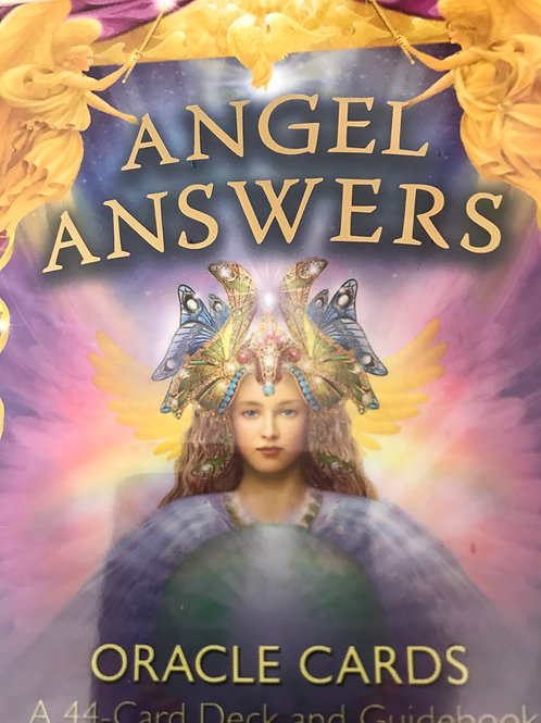 Angel Answers Oracle Cards: Radleigh Valentine