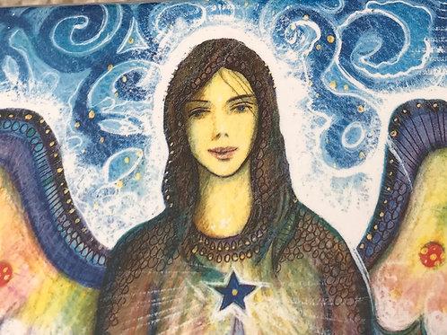 Ask an Angel Oracle Cards: Toni Carmine Salerno