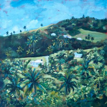 Bajan Landscape