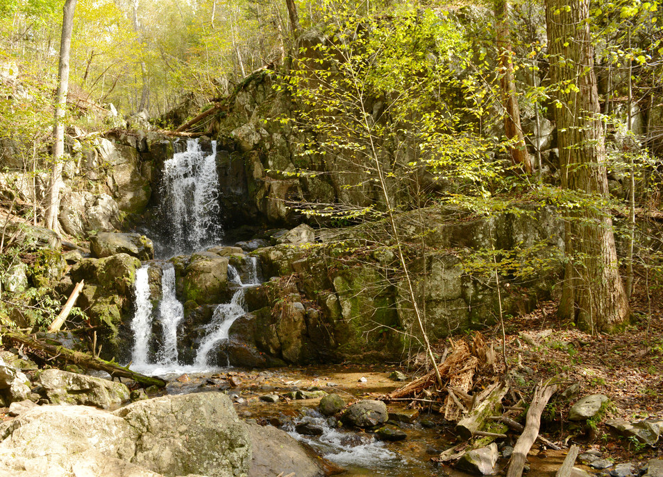 Doyles Falls, Shenandoah National Park