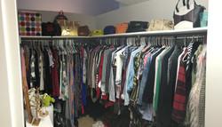 Move-in Closet