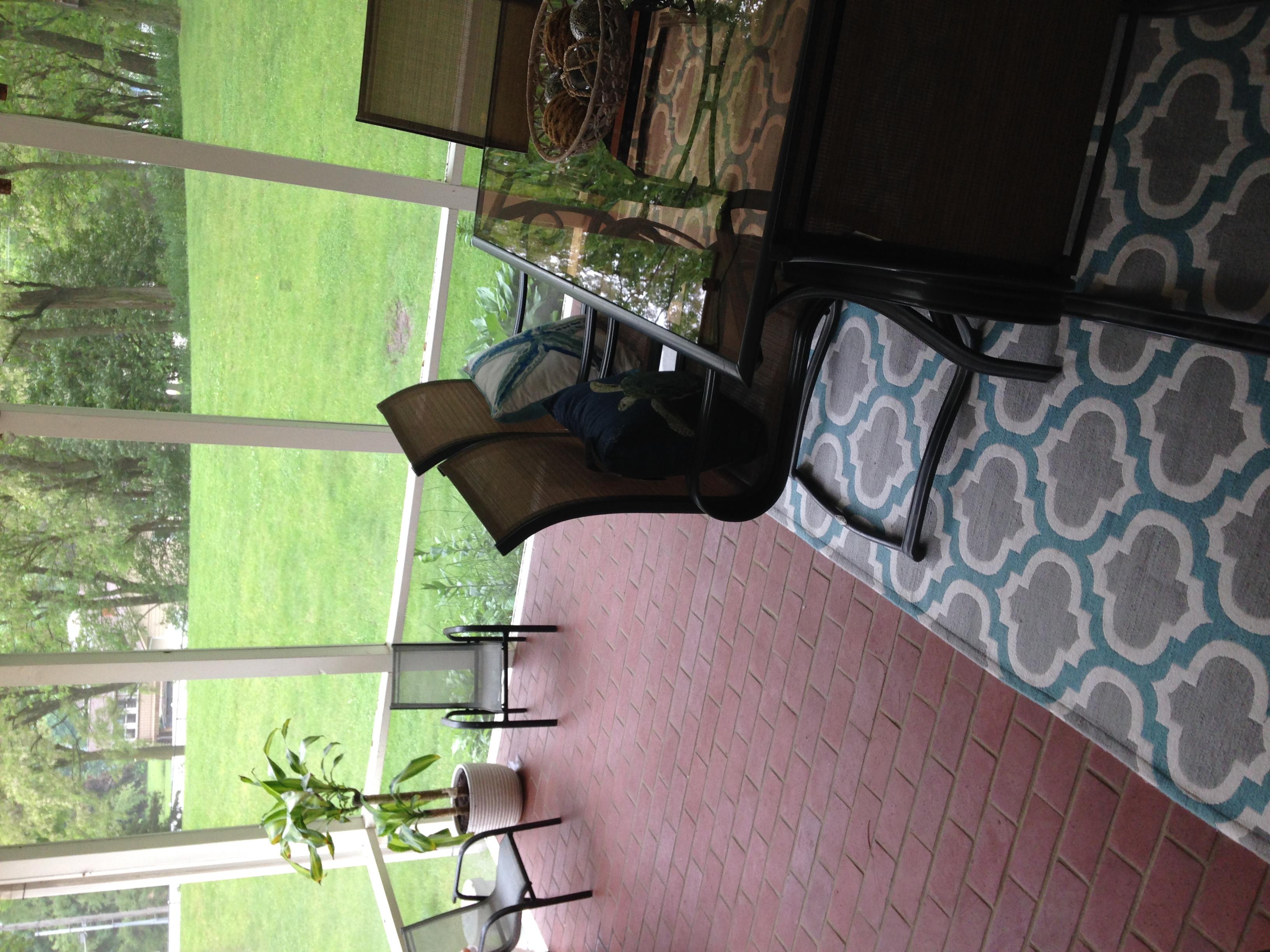 Porch Spaces