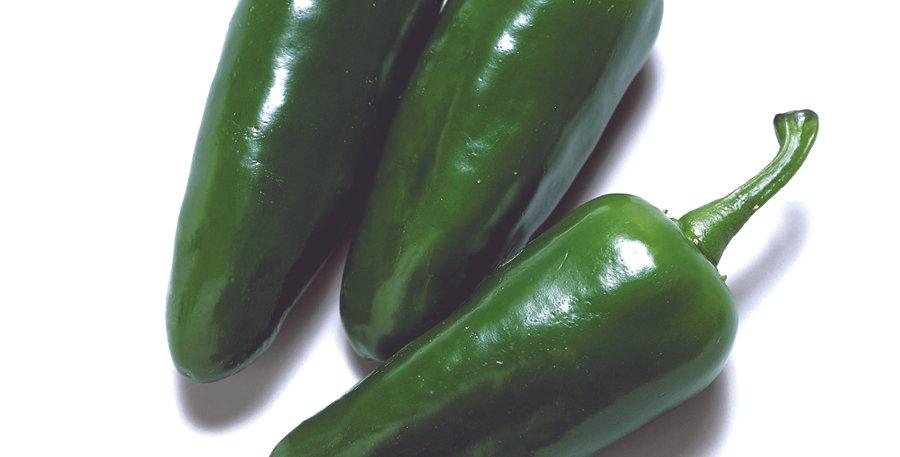 Pepper, JALAPEÑO, FELICITY