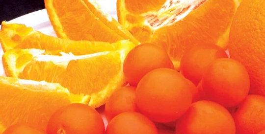 Tomato, Orange Paruche