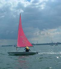 Pico youth sailing