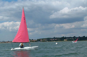 Sail training for beginners