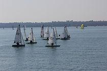 Club dinghy racing