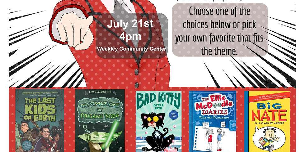 Book Chats with Librarian: Bringing the Library To CHC