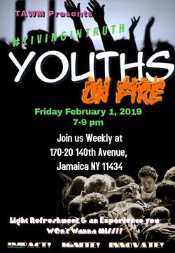 Youths on Fire
