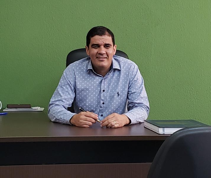 ENTREVISTA COM CLEITON MATEUS SOUSA, DIRETOR GERAL DO INSTITUTO FEDERAL GOIANO – CAMPUS CERES