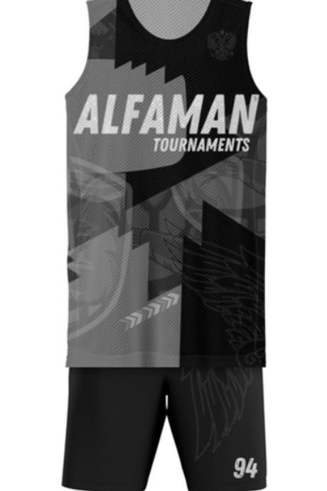 Майка и шорты ALFAMAN 2021