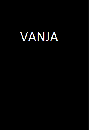 Vanja - born in pain