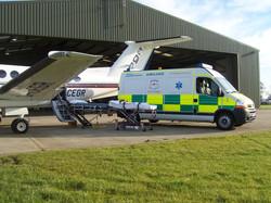 Plane & Ambulance Dec05 072