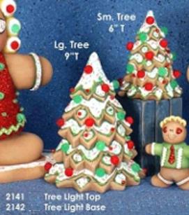 Lg TREE LIGHT TOP & BOTTOM