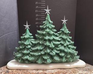 Triple tree & extra long base